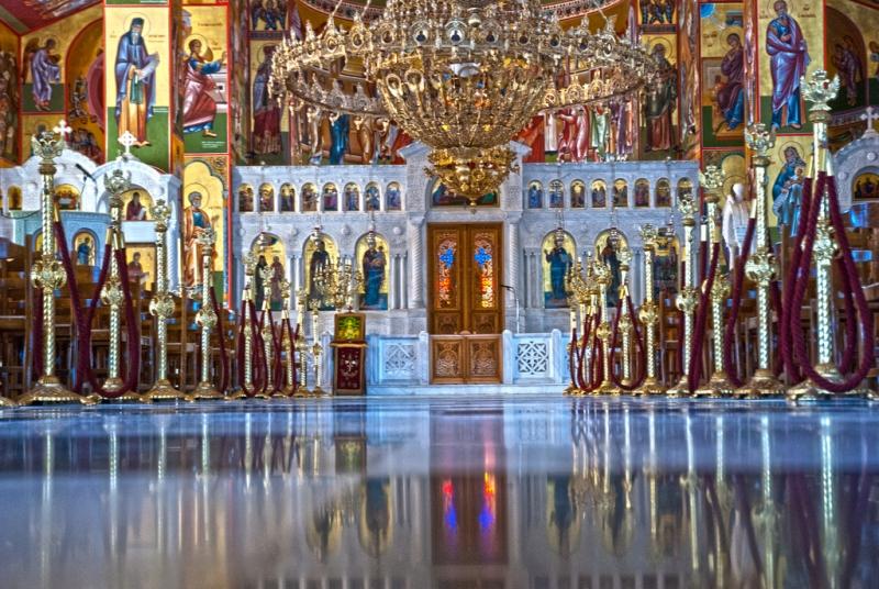 монатыря Святого Герасима,  Кефалония