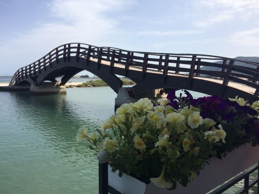 мост вздохов, или мост влюбленных