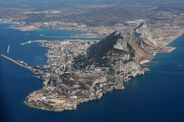 Скала Гибралтар