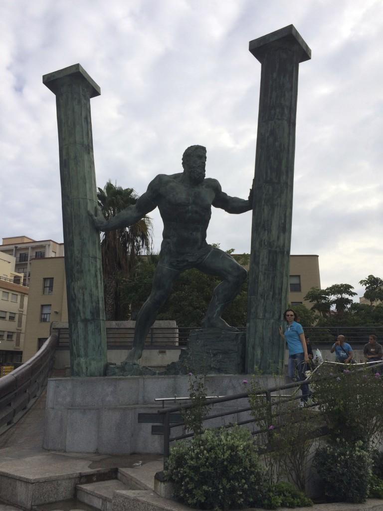 Вы же помните, что пролив Гибралтар существует благодаря Геркулесу